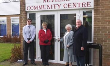 Community celebrates renovations