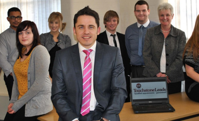 Telemarketing firm doubles workforce in a year