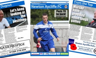 HPM AYCLIFFE'S NEW PRINTERS