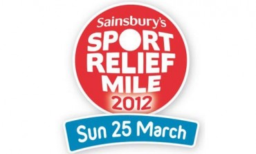 SIGN UP FOR SPORT RELIEF 2012