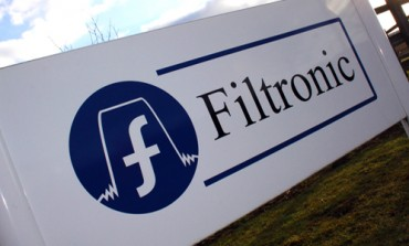 STRONG YEAR END BOOSTS FILTRONIC SALES