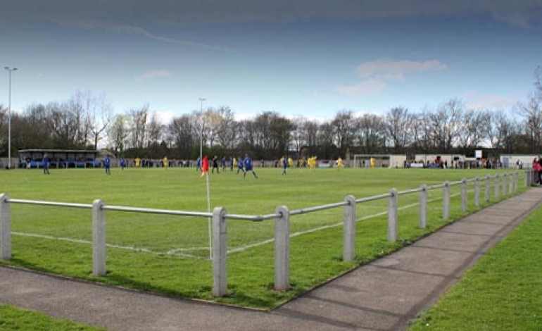 Aycliffe draw at home to derby rivals Bishop
