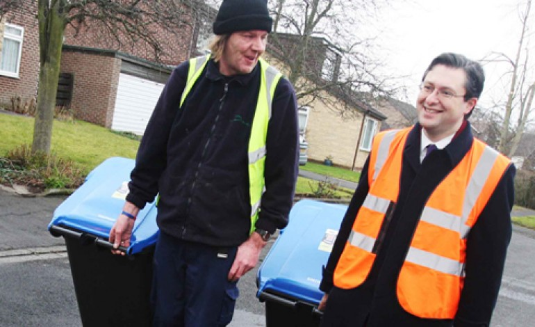 NEW RECYCLING AND RUBBISH COLLECTION