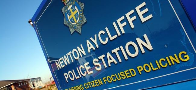 newton aycliffe police