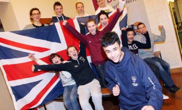 INTERNATIONAL GAMES TO INSPIRE YOUNGSTERS