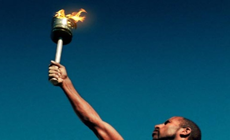 OLYMPIC TORCH TO PASS THROUGH AYCLIFFE