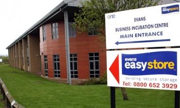 EVANS CENTRE INVESTS £50k