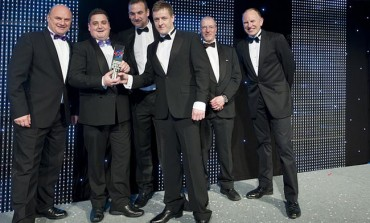 AYCLIFFE FIRM WINS LONDON GONG!