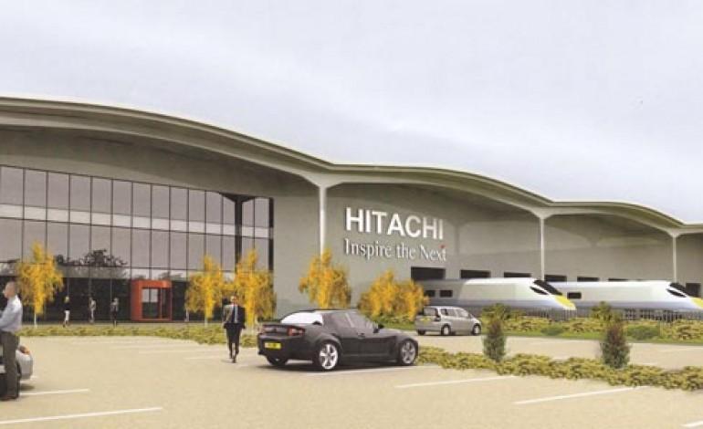 HITACHI WINS NETWORK RAIL CONTRACT