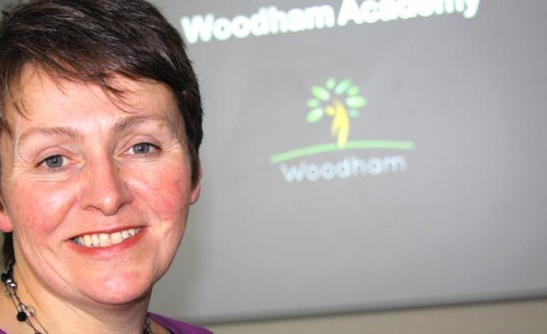 WOODHAM PLANS £500K FOOTY FACILITY