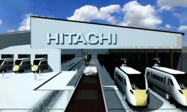 HITACHI VIDEO SHOWS AYCLIFFE FACTORY