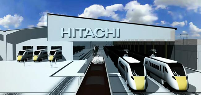 hitachi factory