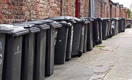 Bank holiday bin info for residents