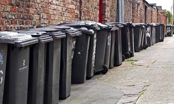 Bin collections over Christmas and New Year