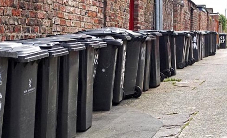 Changes to bin collections during the festive period