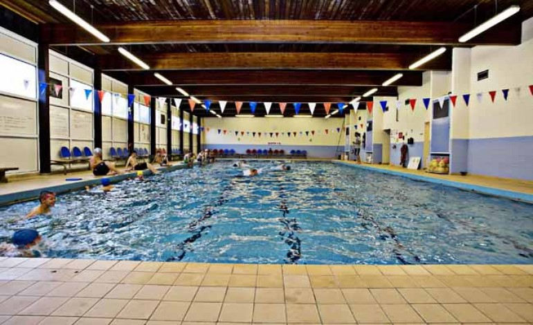 swimming coaching at woodham aycliffe today