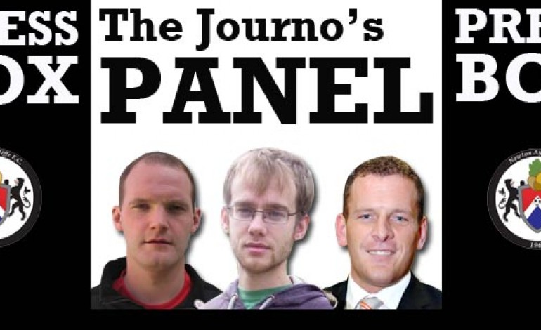 THE JOURNO'S PANEL