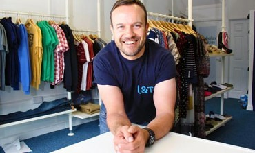 DESIGNER SHOP 'LONG OVERDUE' SAYS BOSS