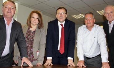 MP BACKS APPRENTICESHIP PROGRAMME