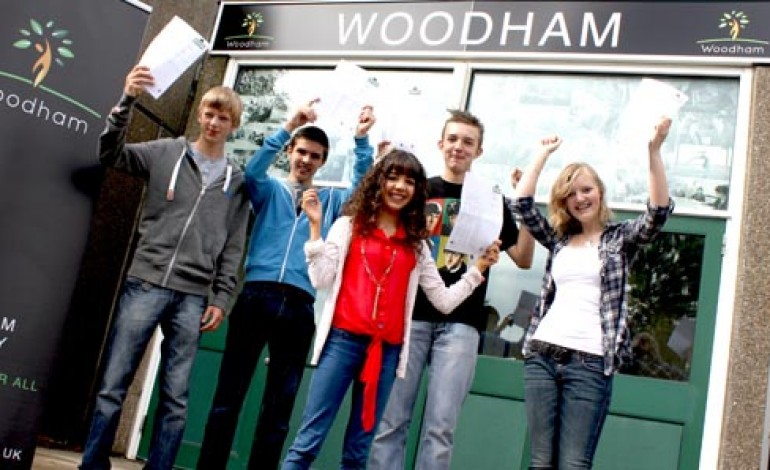 WOODHAM STUDENTS FLY HIGH