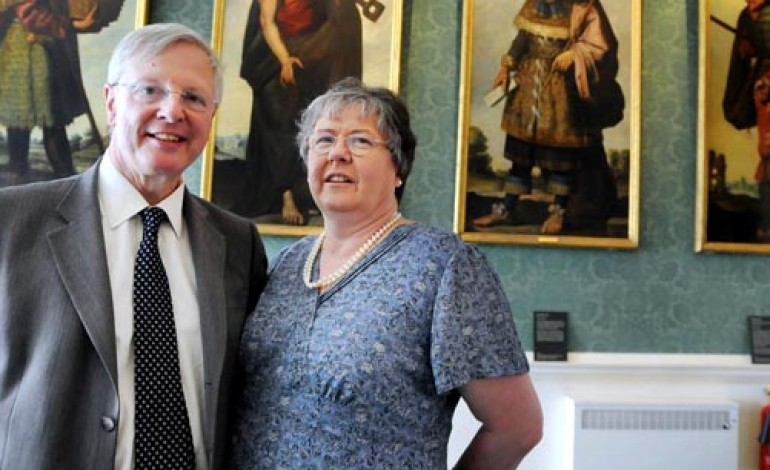 PHILANTHROPIST GIFTS £1M TO COUNTY DURHAM