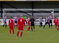 SPENNYMOOR V AYCLIFFE - IN PICTURES
