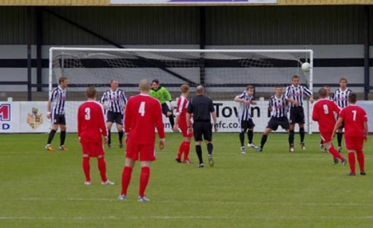 SPENNYMOOR V AYCLIFFE – IN PICTURES