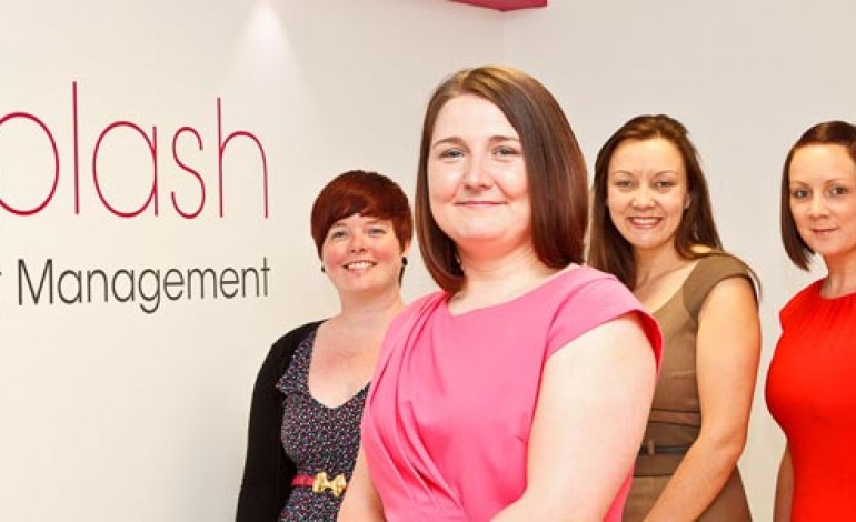 AYCLIFFE FIRM MAKES A 'SPLASH'!