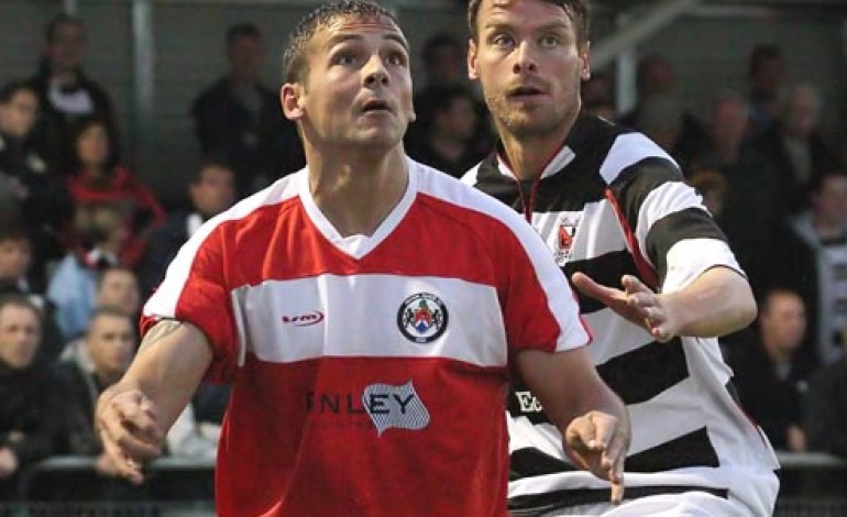TWO SEE RED AS AYCLIFFE WIN