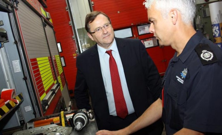 MAJOR CHANGE FOR TOWN FIRE STATION