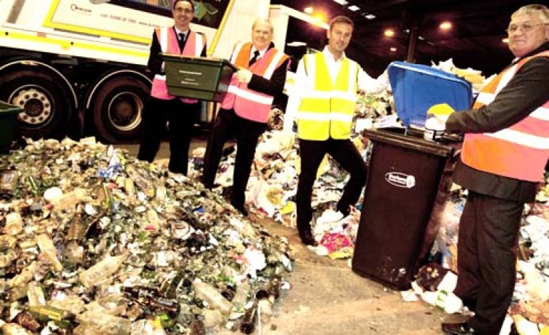 RECYCLING UP 34% – COUNCIL