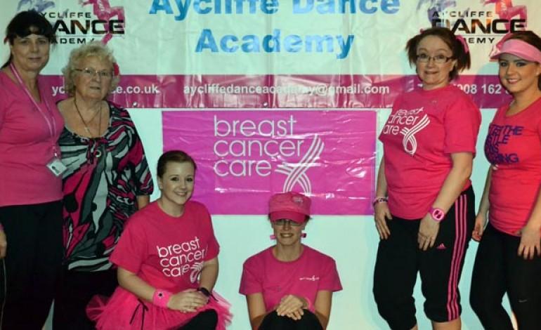DANCE ACADEMY EVENT RAISES £386