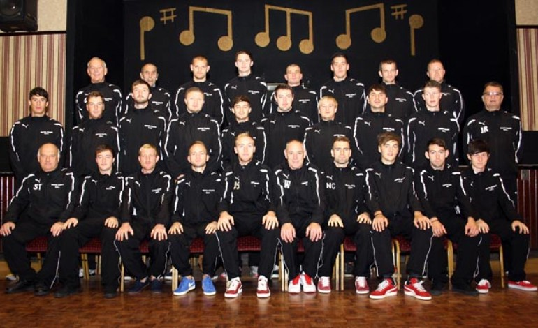STEELE'S MEN GO FOR ALL ENGLAND CUP!