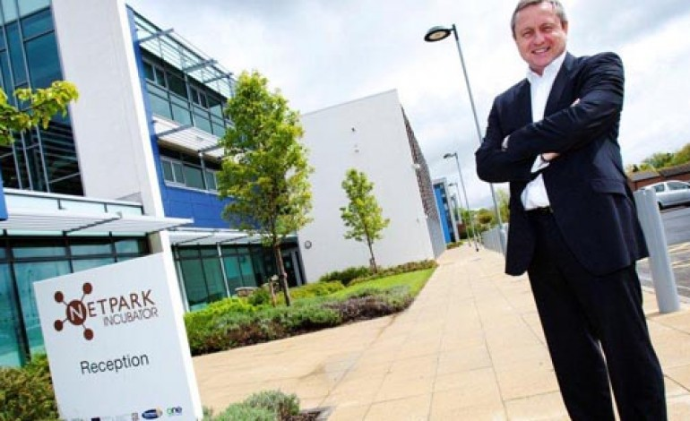 TECHNOLOGY BUSINESS GROWS IN INCUBATOR
