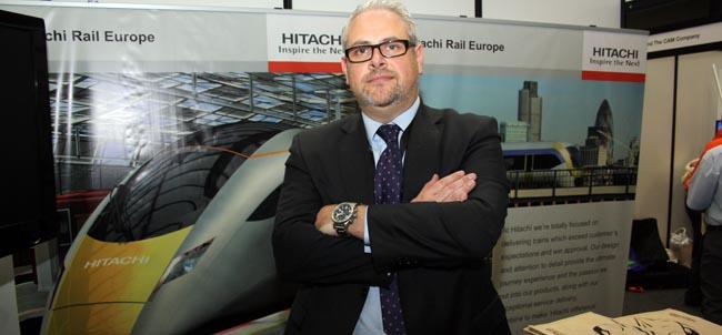 Jamie Foster Hitachi Rail Europe