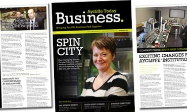 BUSINESS MAGAZINE OUT NOW!