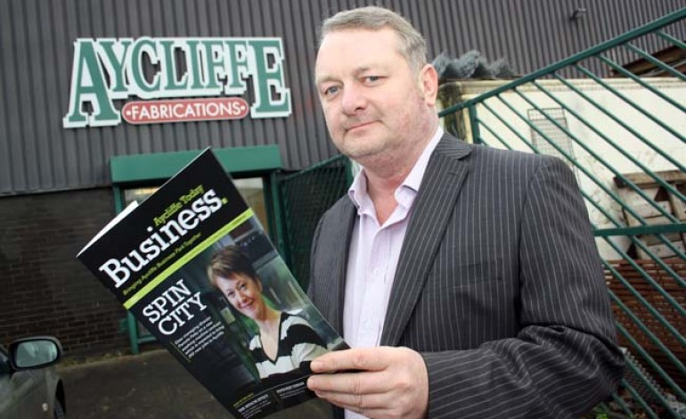 BUSINESSES EXCITED BY NEW MAG!
