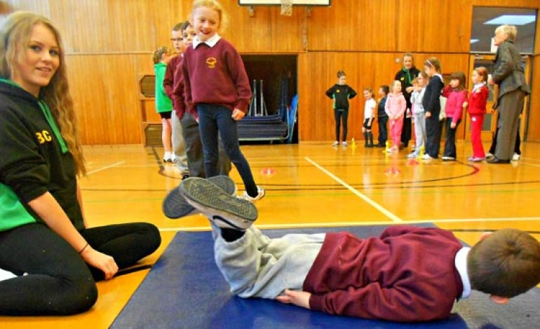 KIDS ENJOY MULTI-SKILLS FESTIVAL