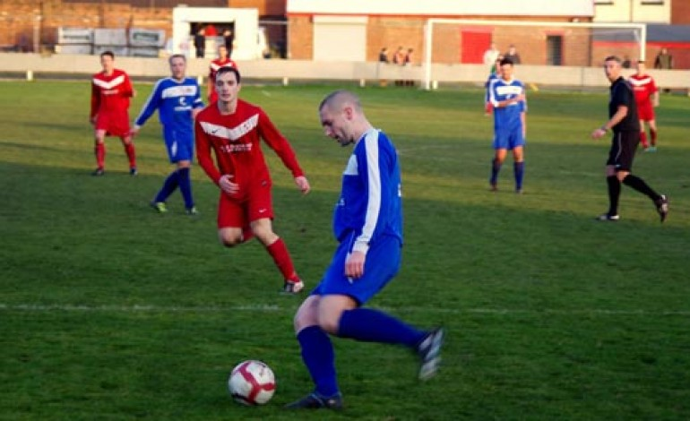 SHILDON V AYCLIFFE – IN PICTURES