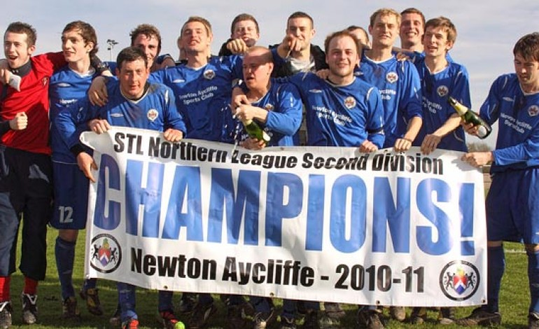 IT 'FELT LIKE TITLE WIN' SAYS AYCLIFFE SKIPPER
