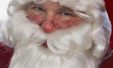 SANTA'S CHRISTMAS EVE ROUTE