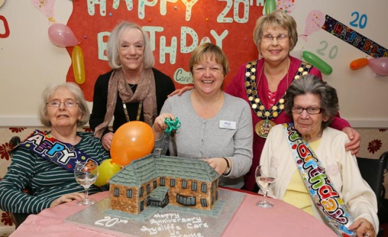 20 YEARS FOR AYCLIFFE CARE HOME