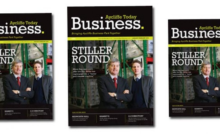 NEXT BUSINESS MAG OUT NOW!