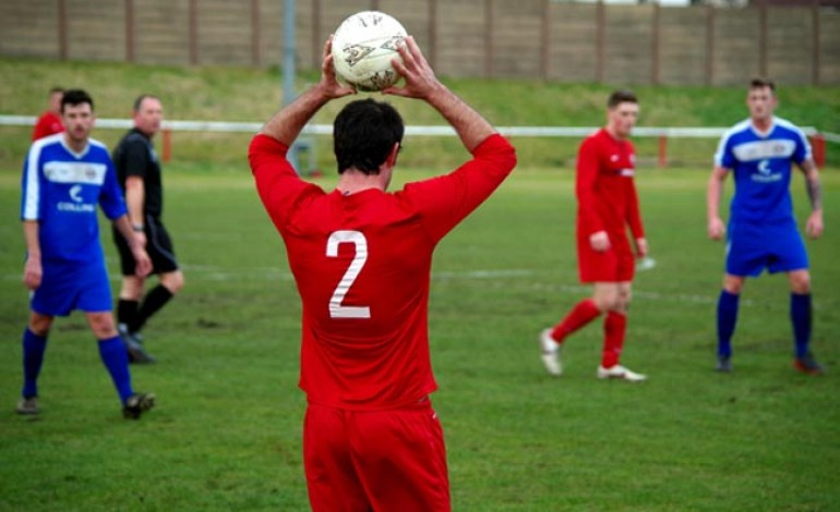 NEWTON AYCLIFFE V CONSETT – IN PICTURES