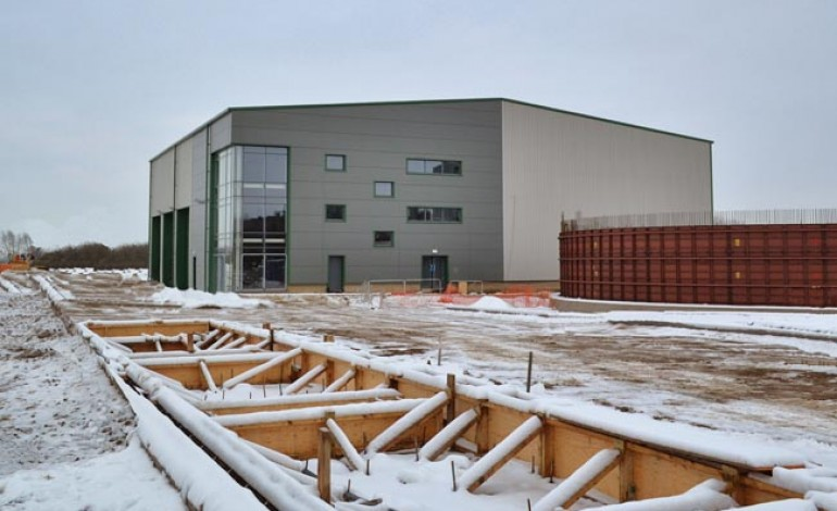 AYCLIFFE £8M BIOGAS FACILITY ON ITS WAY
