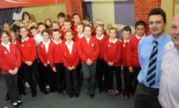 ACCLAIMED SCHOOL PROGRAMME LANDS IN AYCLIFFE!