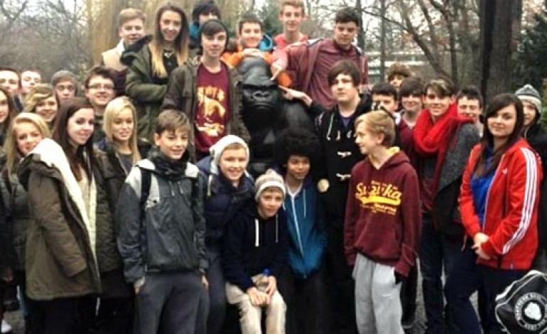 WOODHAM STUDENTS VISIT BERLIN