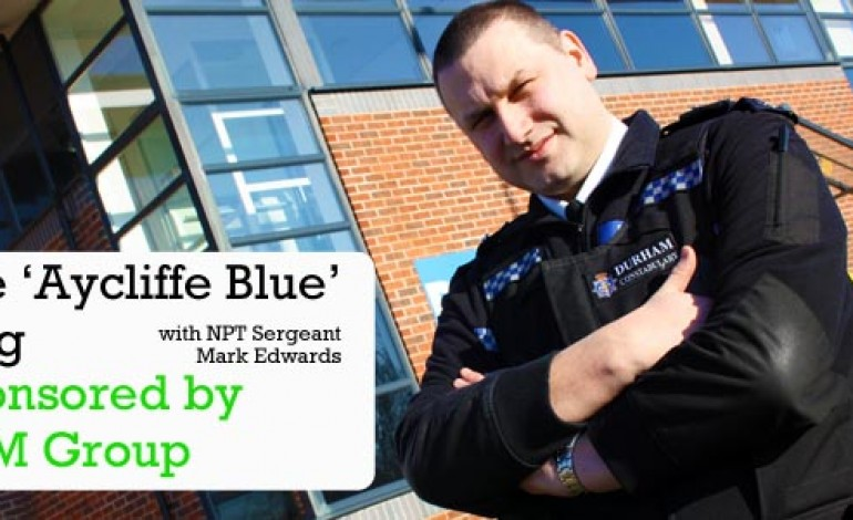 THE 'AYCLIFFE BLUE' BLOG