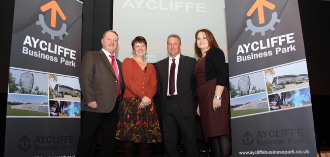Aycliffe Business Park launch event 2