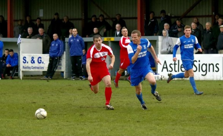 DUNSTON V AYCLIFFE – IN PICTURES